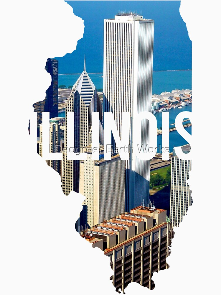 Illinois - Chicago by DaogreerEarth