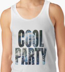 Cool Party Men's Tank Top