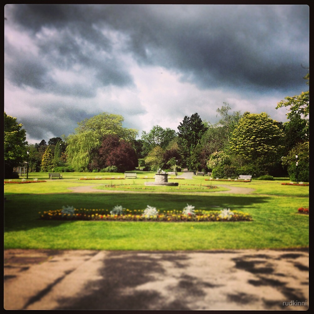 Harrogate gardens by rudkinni