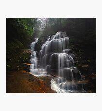 Sylvia Falls III Photographic Print