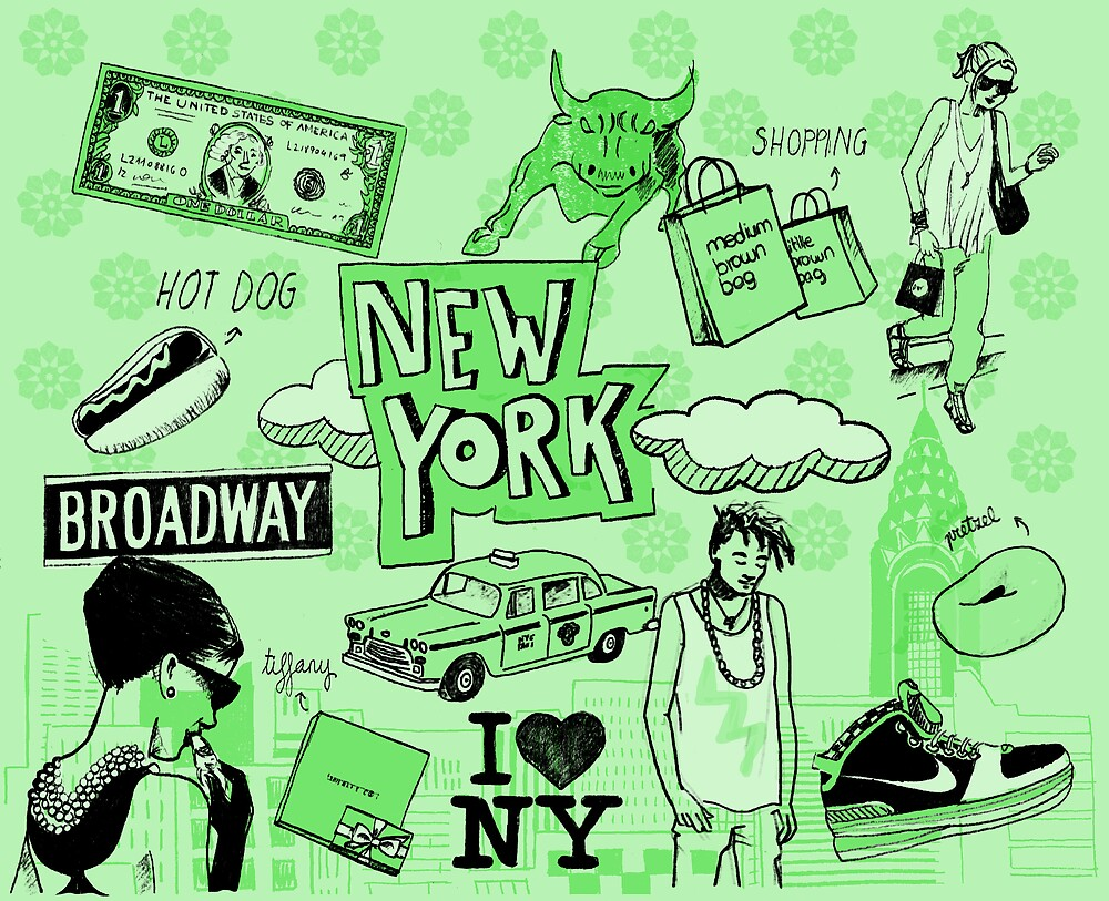 New York by iriberta