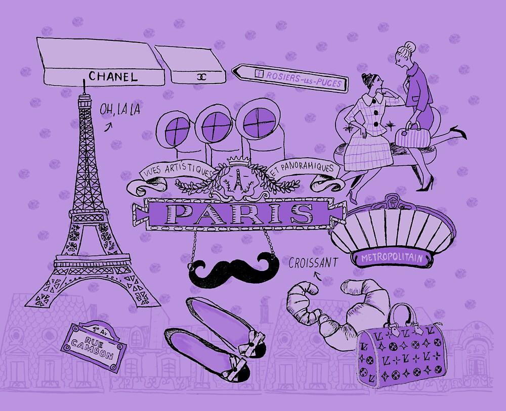 Paris by iriberta