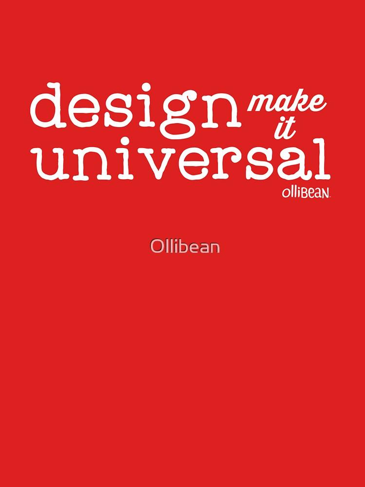 Universal Design by Ollibean