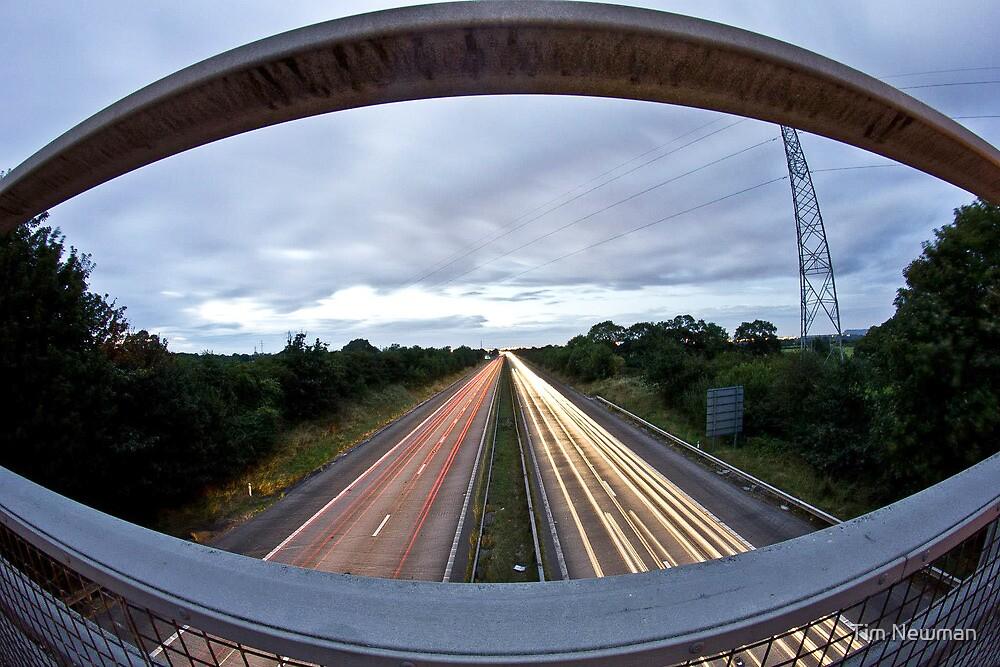 Dual Carriageway by Tim Newman