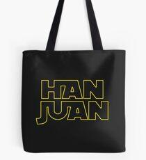 HAN JUAN Tote Bag