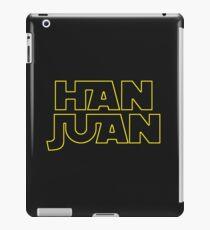 HAN JUAN iPad Case/Skin