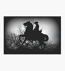 Australian Light- Horsemen Photographic Print