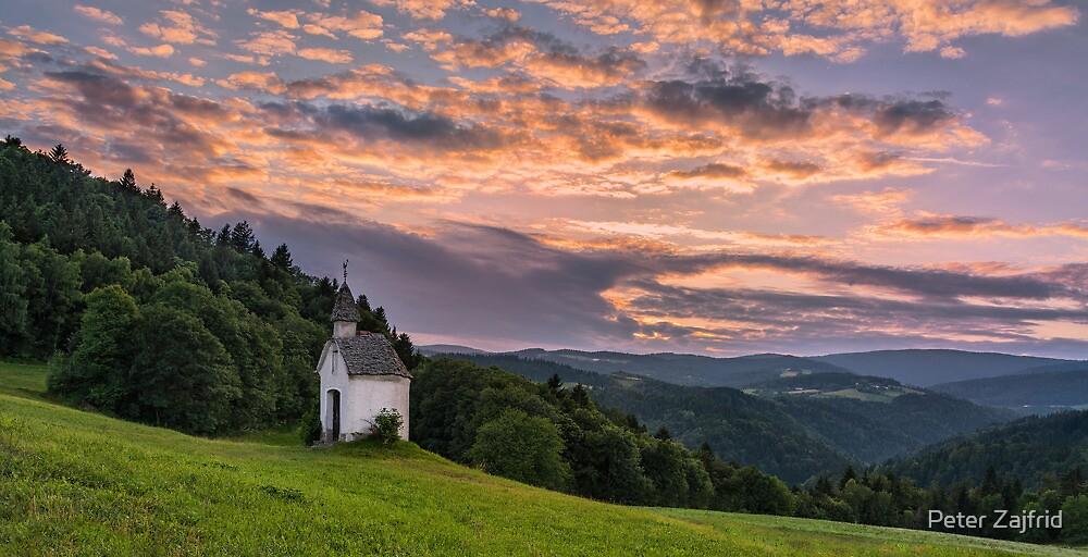 Sunset by Peter Zajfrid