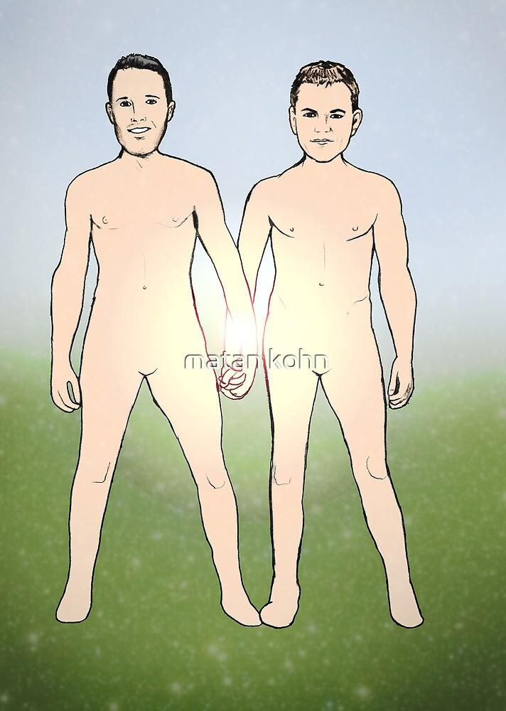 ben and matt by matan kohn