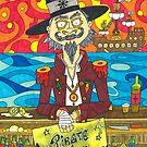 Being a pirate ...  von ArtRiip