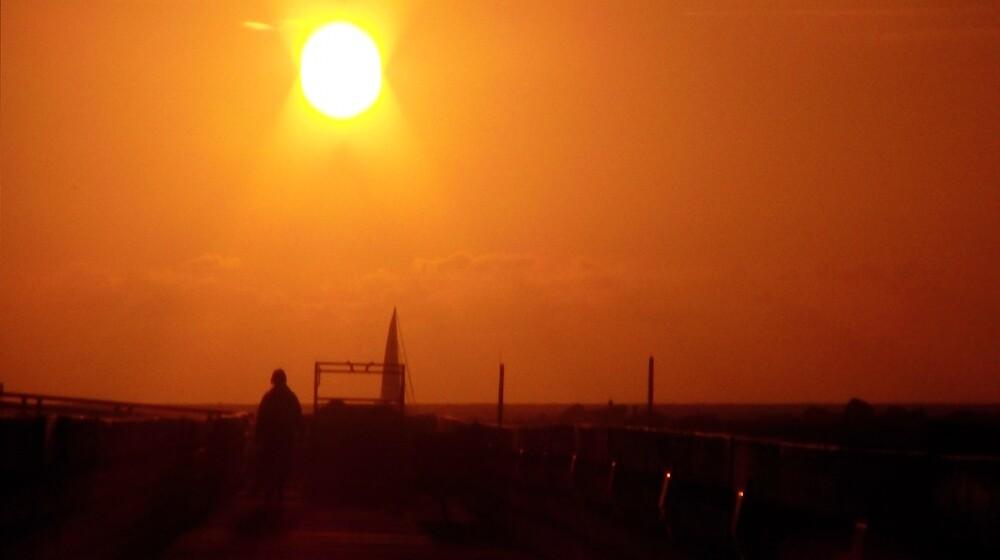 Sun Rise 4 Cape Canaveral Beach by Trevor0208