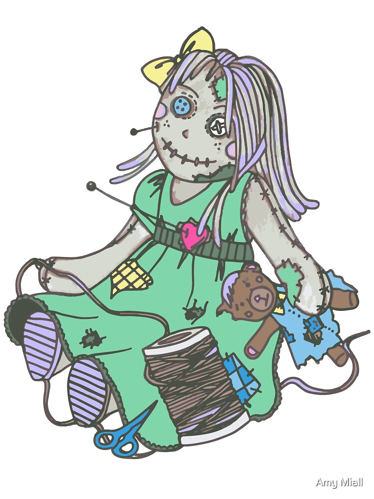 Voodoo Girl by Amy Miall