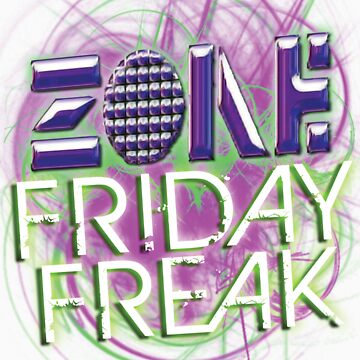 Zone Friday Freak by zonenightclub
