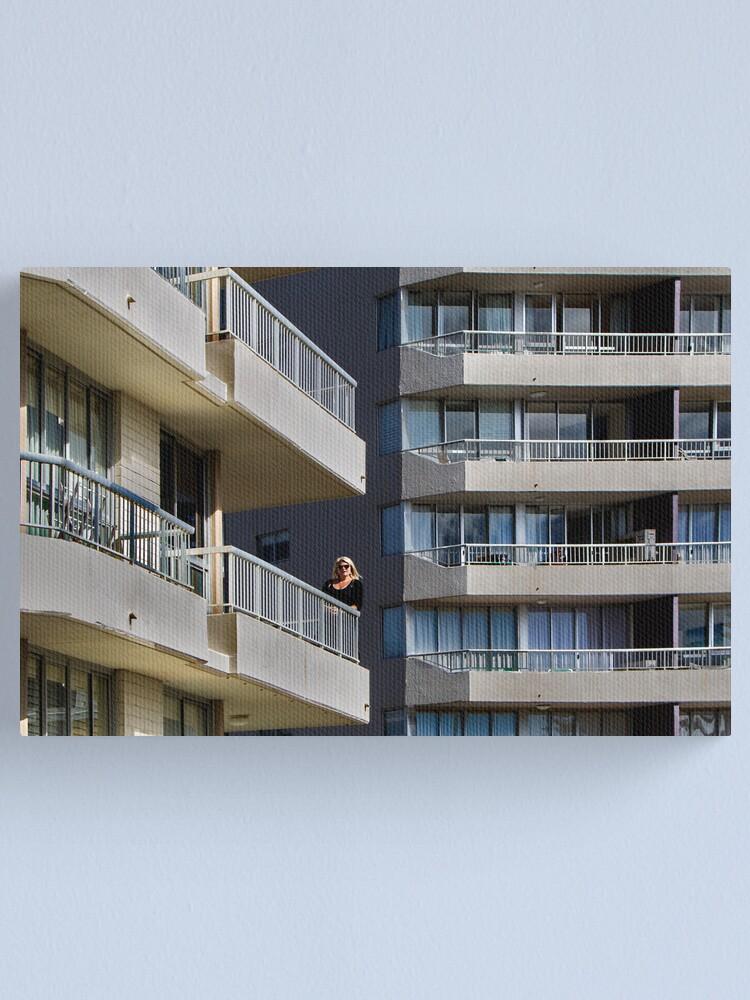 Alternate view of Street Photo  183 Canvas Print