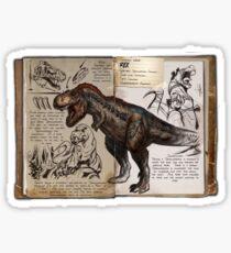 Ark T-Rex Sticker