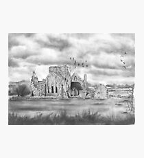 The Abbey by Gary Rudisill Photographic Print