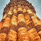 Qutub Minar (Tower) by Abhishek  Pandey