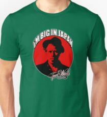 Big in Japan - Tom Waits Unisex T-Shirt