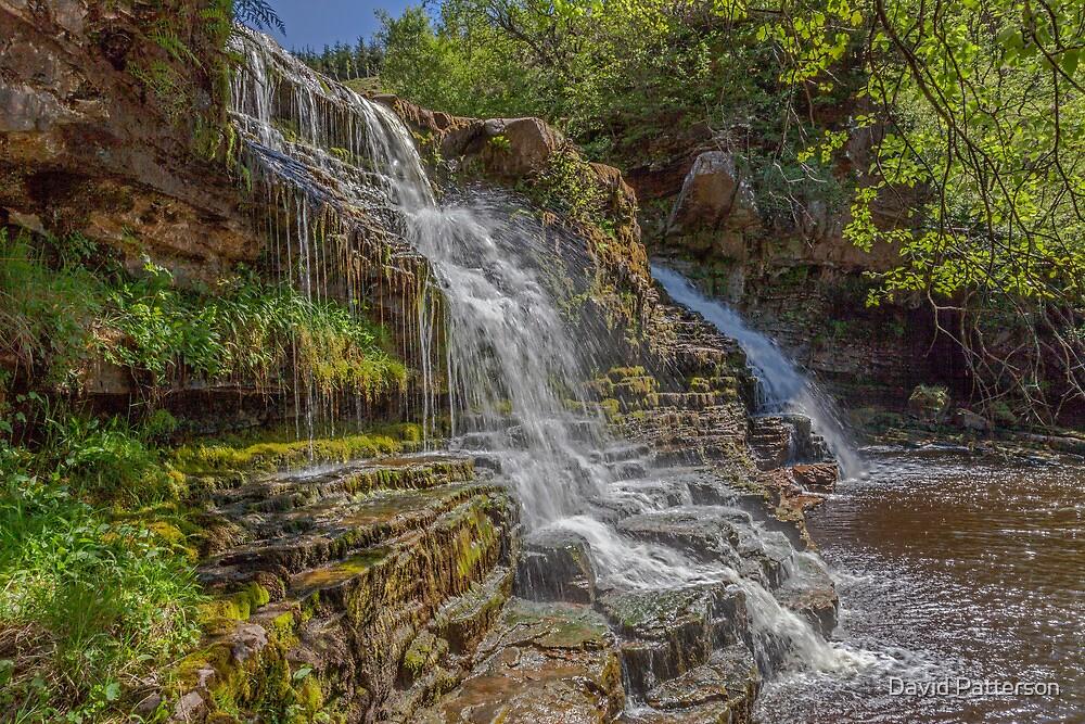 Waterfall  by David Patterson