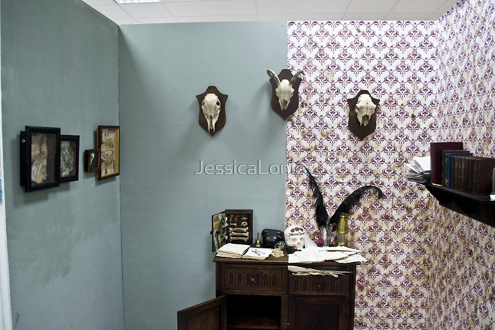 Final Major Project Exhibition by JessicaLonie