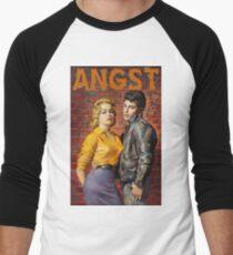 Angst Men's Baseball ¾ T-Shirt