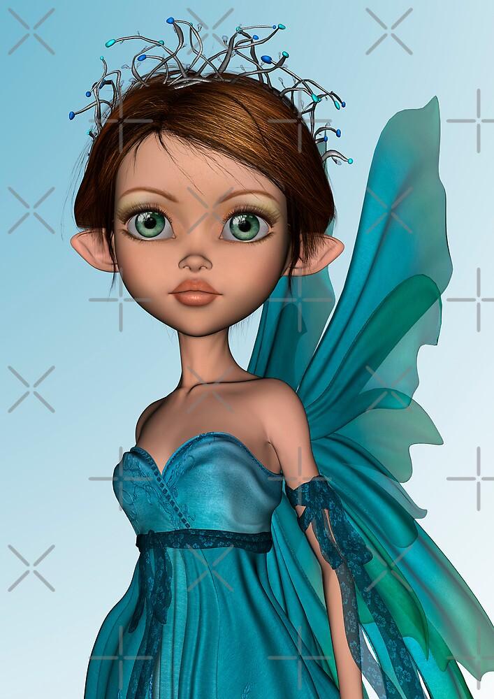 Blue Fairy by Vac1