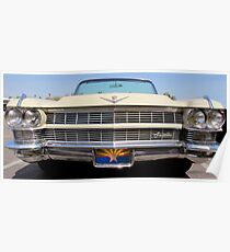 Cadillac Grill Poster
