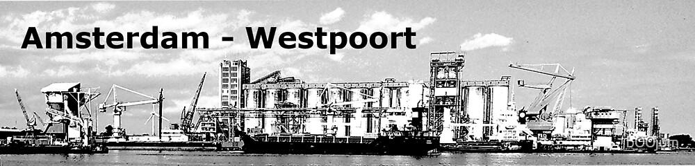 Amsterdam - Westpoort by b00jum