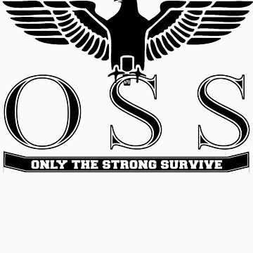 OSS Honor by ossclothingco