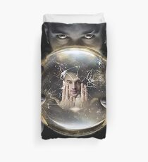 Jul My World Duvet Cover