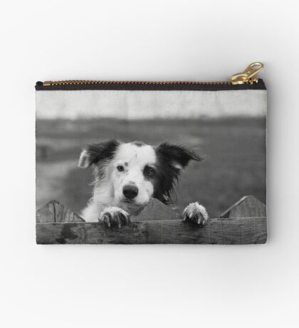 Guarding the fence Studio Pouch