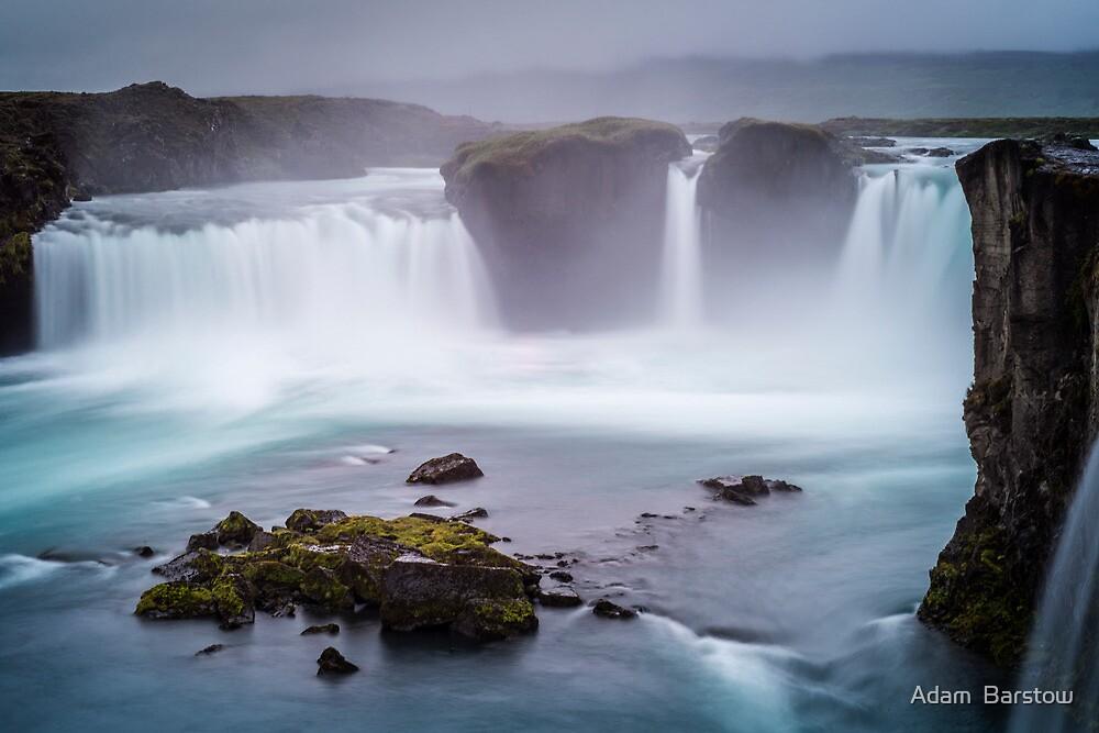 Goðafoss by Adam  Barstow