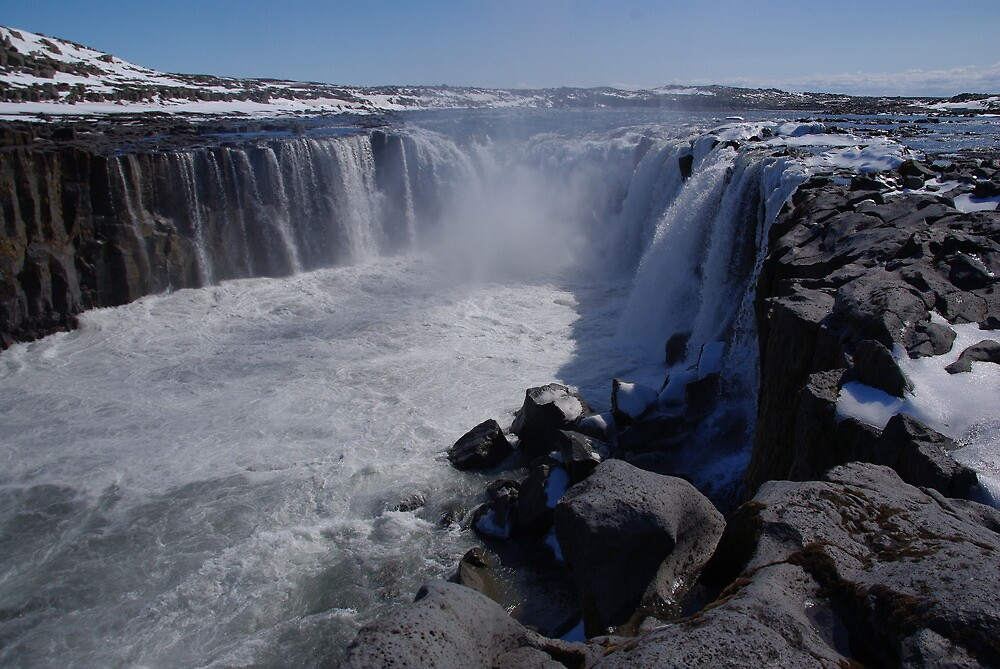 Selfoss Iceland by Freewilly