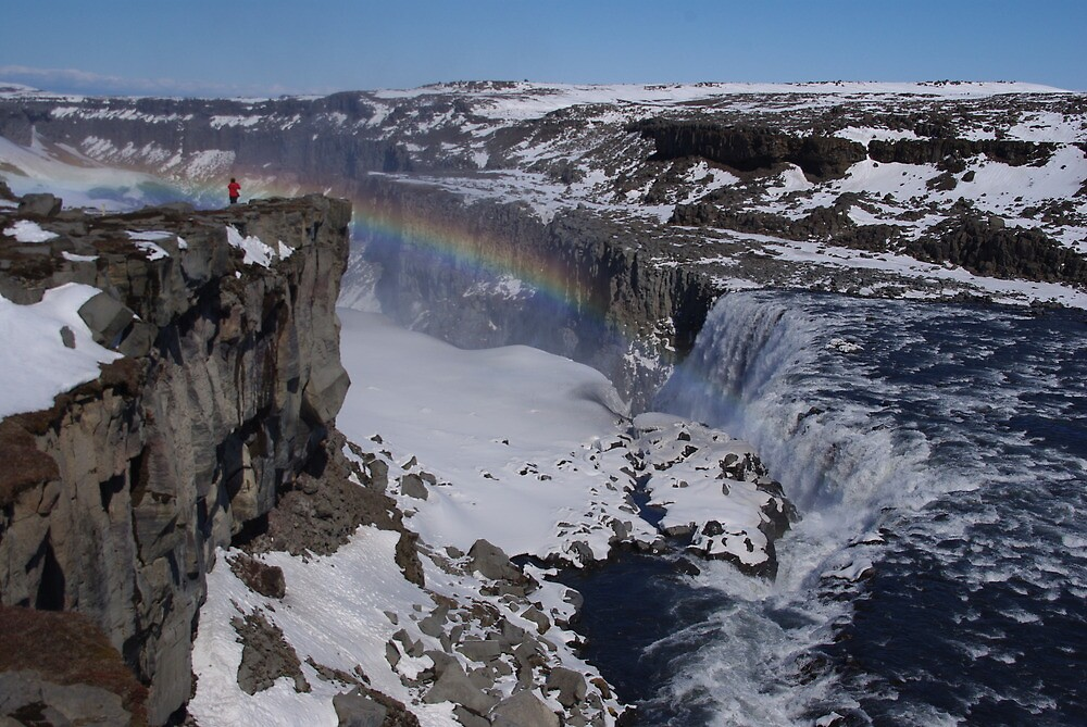 Detifoss Iceland by Freewilly