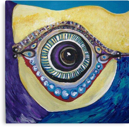 Jewel Eye by annihalliday