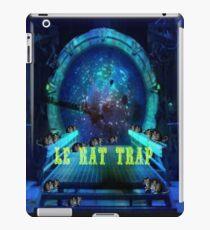 rat trap iPad Case/Skin