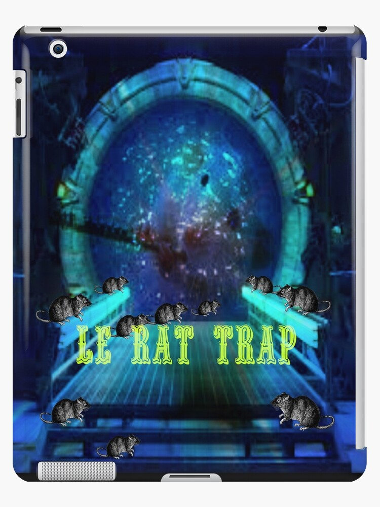 rat trap by DMEIERS