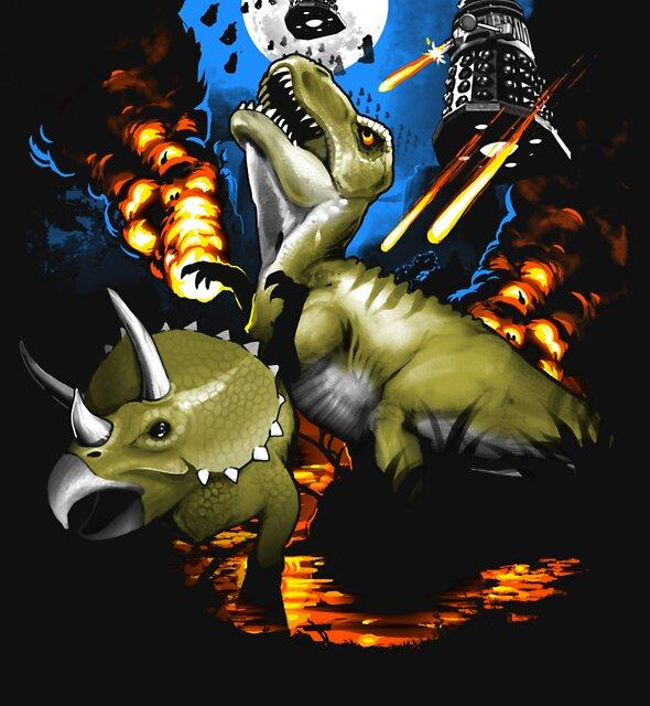 Extinction by jimiyo