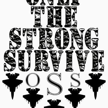 OSS Formation by ossclothingco