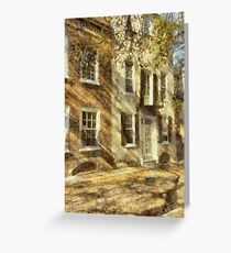 Historic Charleston SC Greeting Card