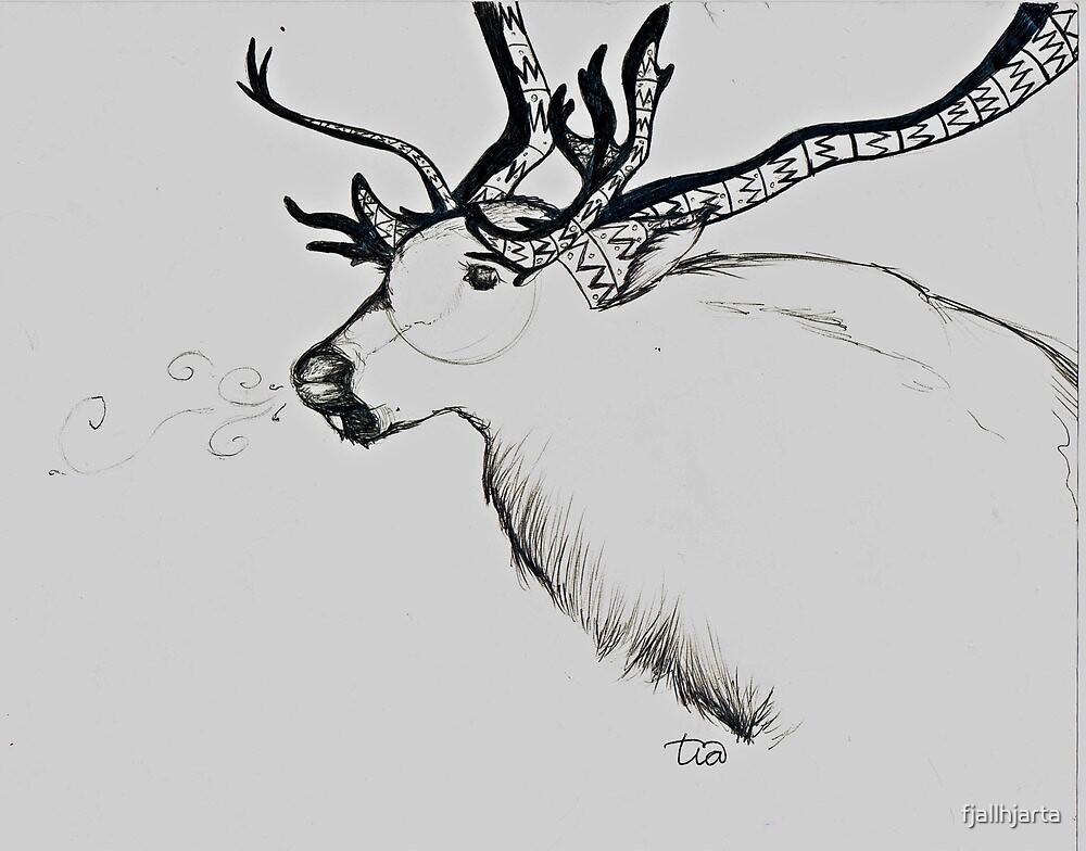 Caribou  by fjallhjarta