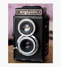 Argus Argoflex E TLR Photographic Print