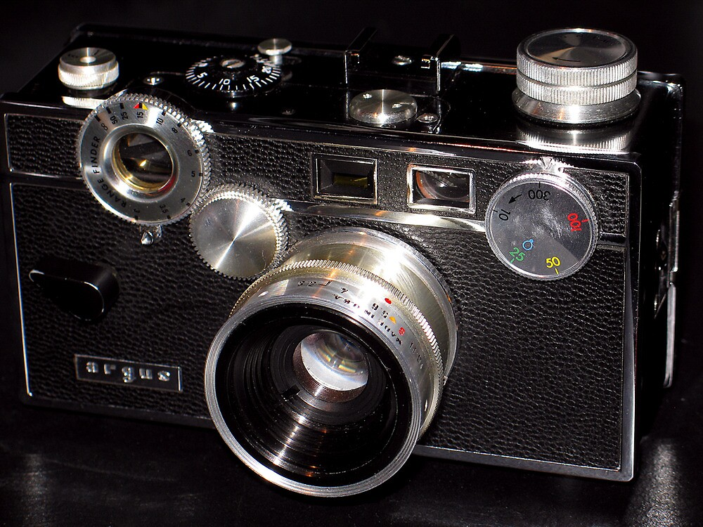 Argus C3 by wayneyoungphoto