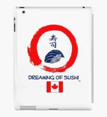 Dreaming of Sushi - Canada 2 iPad Case/Skin