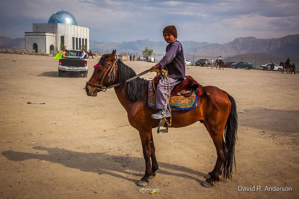 Pony rides by David R. Anderson
