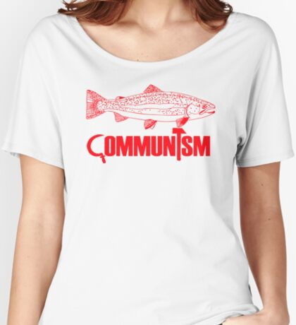 "Movie Clue ""Communism was just a red herring"" Women's Relaxed Fit T-Shirt"