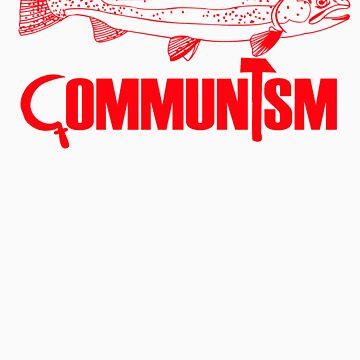 "Movie Clue ""Communism was just a red herring"" by Brantoe"