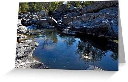 Rocky Creek Glacial Area by NarrabriCards