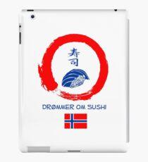 Dreaming of Sushi - Norway 2 iPad Case/Skin