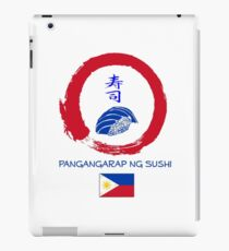 Dreaming of Sushi - Philippines 2 iPad Case/Skin